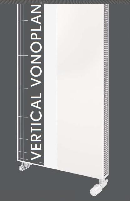 Vogel&Noot VonoPLAN Vertical K20 x 2000 x 400