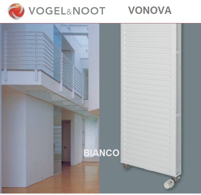 Calorifer Vertical Vogel&Noot Vonova K20 x 1800 x 600