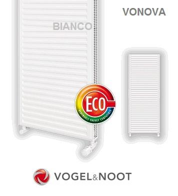 Calorifer Vertical Vogel&Noot Vonova K20 x 2000 x 500
