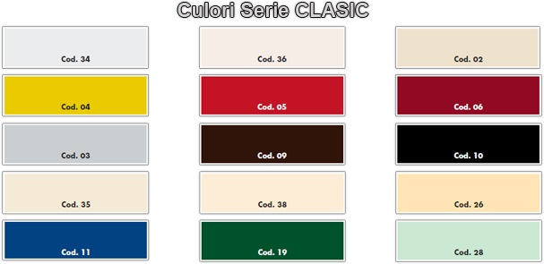 Calorifer vertical IRSAP Piano 2 - 344x1220