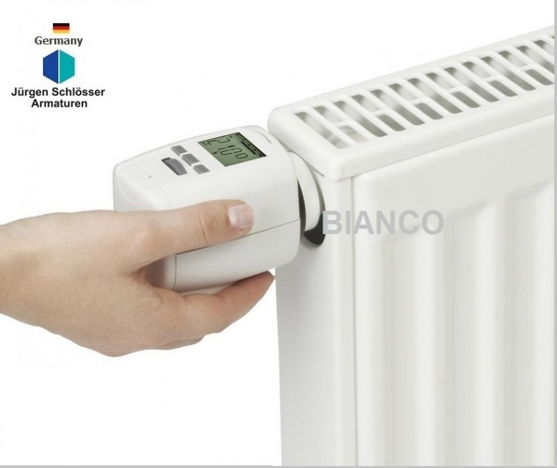 SET 4 bucati - Cap termostatic electronic Jurgen Schlosser