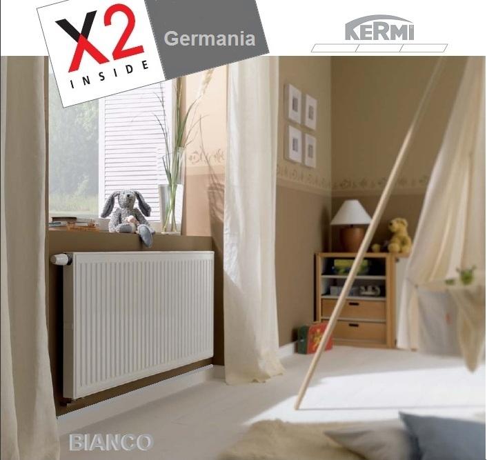 Calorifer din otel Kermi FKo 22x600x400