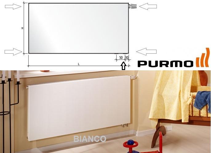 Calorifer Purmo Plan Ventil Compact FCV 22x300x900