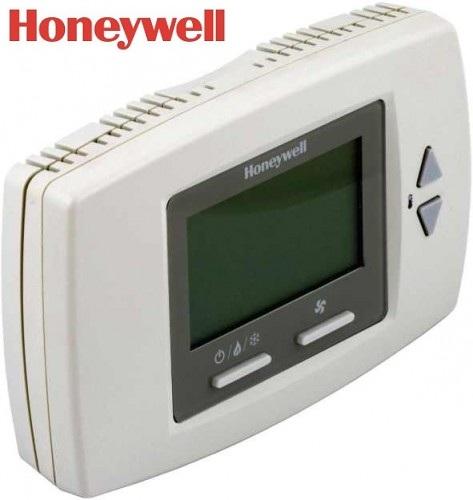 Termostat electronic Honeywell T6590A pentru ventiloconvectoare cu 2 tevi