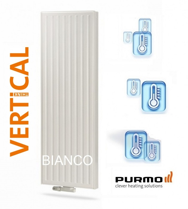 Calorifer vertical Purmo VR20/1950/450