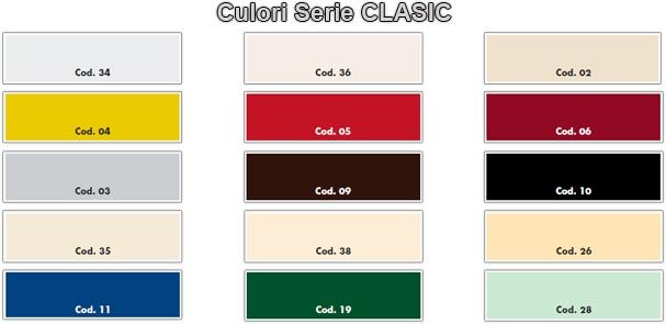 Calorifer vertical IRSAP Piano 2 - 232x2020