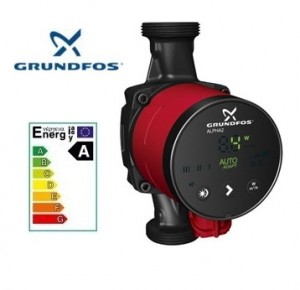 Imagine Pompa de circulatie Grundfos ALPHA2 25-60/130