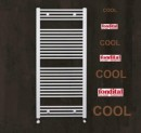 Calorifer din aluminiu pentru baie Fondital COOL 500x1490