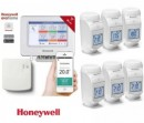 Honeywell EvoHOME - comanda pentru centrala si 6 calorifere
