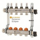 Distribuitor Heimeier 6 circuite pentru sistemele de incalzire in pardoseala