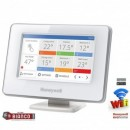 Honeywell EvoHOME pentru comanda centralei  cu ecran touchscreen