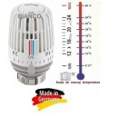 Cap termostatic Heimeier tip K - cu scala de marcaj temperatura 6-28*C