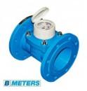 Contor apa rece cu flansa BMeters WDE-K tip Woltman clasa B DN 100