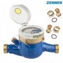 Contor de apa rece clasa C cu mecanism umed Zenner DN 20 - 3/4