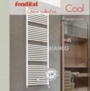 Calorifer din aluminiu pentru baie Fondital COOL 400x1740
