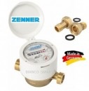 Apometru de apa rece 3/4, ZENNER ETKD-M, clasa C