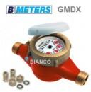 Contor apa calda DN 25-1 BMeters GMDX cu cadran USCAT clasa B